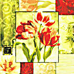 Click for more details of Tulips Medley 1 (cross-stitch pattern) by Kustom Krafts