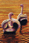 Click for more details of Twilight Swans (cross-stitch) by maia