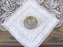 Click for more details of Ukrainian Whitework Square (hardanger) by Terri Bay Needlework Designs