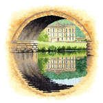 Click for more details of Under the Arch (cross-stitch) by John Clayton