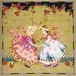 Click for more details of Under the Friendship Tree (cross-stitch pattern) by Mirabilia Designs