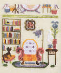 Click for more details of Upstairs Downstairs (cross stitch) by Ink Circles