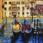 Click for more details of Venice (cross-stitch) by maia