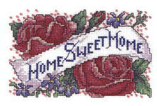 Click for more details of Victorian Elegance (cross-stitch pattern) by Cross My Heart