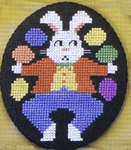 Click for more details of Vintage Eggs (cross stitch) by The Prairie Schooler