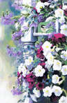 Click for more details of Vintage Garden (cross-stitch pattern) by Kustom Krafts