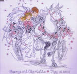 Click for more details of Wedding Carriage (cross-stitch kit) by Design Works