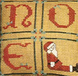 Click for more details of Welcome Christmas (cross-stitch pattern) by Pat Rogers