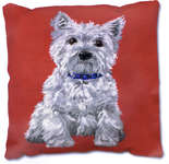 Click for more details of Westie (tapestry) by Anchor