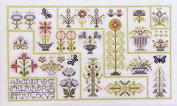 Click for more details of Willowbrook Pathways (cross-stitch) by Rosewood Manor