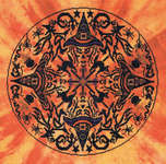 Click for more details of Witches Wheel (cross-stitch pattern) by Glendon Place