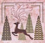 Click for more details of Woodland Wonder (cross stitch) by Glendon Place
