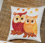 Yellow/Red Owls