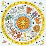 Click for more details of Zodiac (cross-stitch kit) by Bothy Threads
