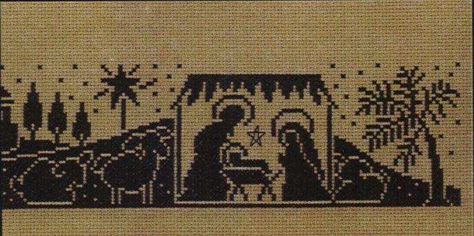 Bethlehem Cross Stitch Pattern By Imaginating