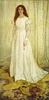 Symphony in White, No. 1: The White Girl (1862) James McNeill Whistler