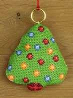 Christmas Tree Ornament - click for larger image