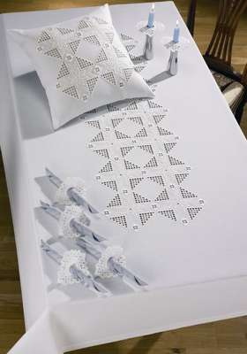 Four napkin holders - click for larger image