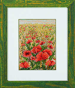 Poppy field - click for larger image