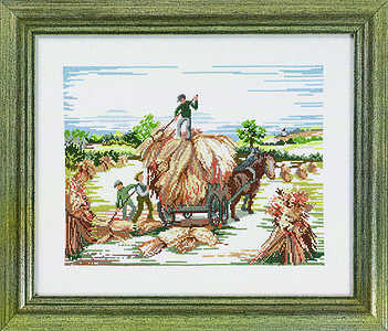 Haymaking - click for larger image