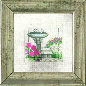 Garden fountain - click for larger image