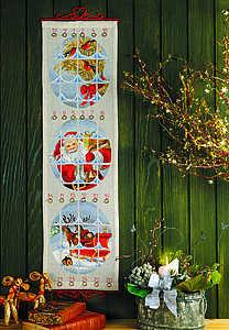 Santa and Windows Advent Calendar - click for larger image