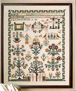 Celle 1808 Sampler - click for larger image