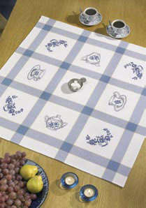 Kitchen Tablecloth - click for larger image