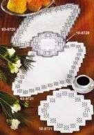 Diamond table runner - click for larger image
