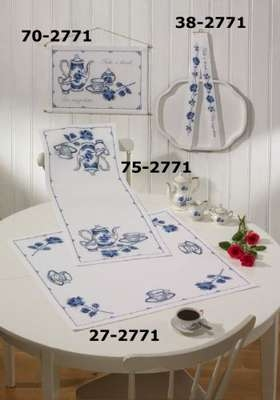 China Table Runner - click for larger image