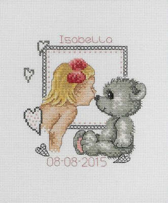 Teddy Isabella - click for larger image
