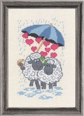 Sheep Love - click for larger image