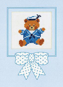 Bear Sailor Boy