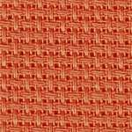 Click for more details of 14 count Aida - Bright Orange (fabric) by Permin of Copenhagen