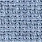 Click for more details of 14 count Aida - Peaceful Purple (fabric) by Permin of Copenhagen