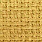 Click for more details of 14 count Aida - Riviera Gold (fabric) by Permin of Copenhagen