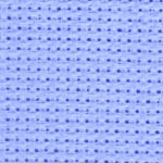 Click for more details of 16 count Aida - pale blue (fabric) by Zweigart Fabrics
