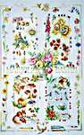 Click for more details of 4 Seasons (cross stitch) by Marjolein Bastin