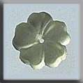 Click for more details of 5 Petal Flower Matte Glass Treasures (beads and treasures) by Mill Hill