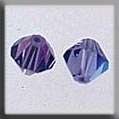 Click for more details of 6mm Bicone Crystal Treasures (beads and treasures) by Mill Hill