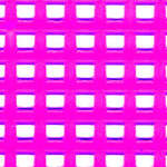 Click for more details of 7 Mesh Plastic Canvas Neon Pink (fabric) by Darice