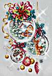 Click for more details of A Christmas Fairy Tale (cross stitch) by Magic Needle