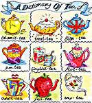 A Dictionary of Tea