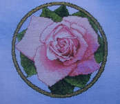 Click for more details of A Rose for Every Season - Spring (cross-stitch pattern) by The Silver Lining