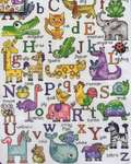 Click for more details of ABC Animals (cross stitch) by Design Works