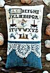 Click for more details of ABC Of Summer (cross stitch) by Fairy Wool in The Wood