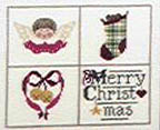 Click for more details of Advent Calendar (cross-stitch pattern) by The Cross-Eyed Cricket