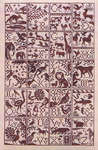 Click for more details of Alphabet Zoo (cross-stitch pattern) by Blue Ribbon Designs