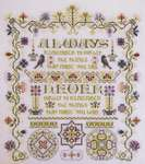 Click for more details of Always Remember (cross stitch) by Rosewood Manor