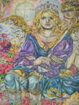 Click for more details of Angel Joffee L of the art.  (limited edition print) by Yumi Sugai